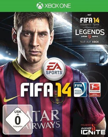 Gra Fifa 14 XONE - nowa
