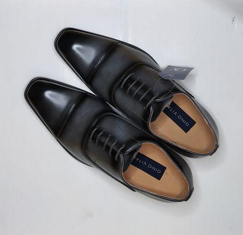 Туфли оксфорды Gino Vitale