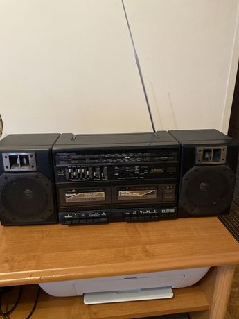 Radiomagnetofon Panasonic  CT 800