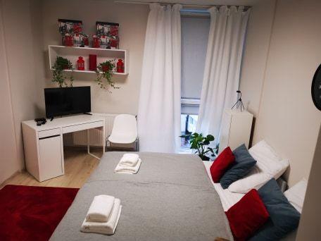 Mieszkanie, kawalerka na wynajem, Centrum Prusa Lublin