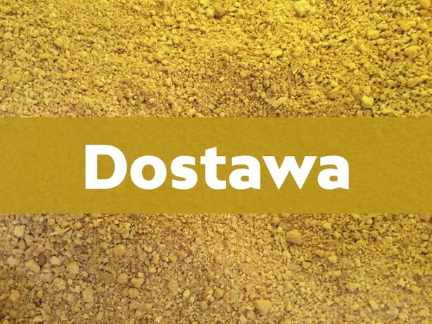 Śruta Sojowa HI PRO 46% - dostawa od 1 tony - cena brutto z dostawą