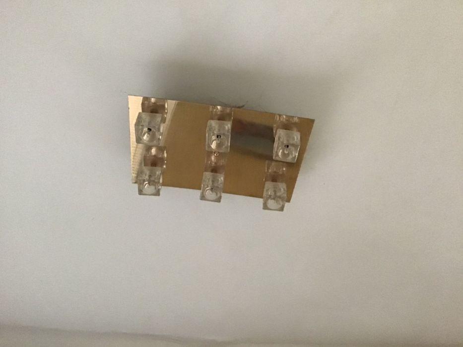 Продам б/у светильник ( люстру),- идеал-350грн Ирпень - изображение 1