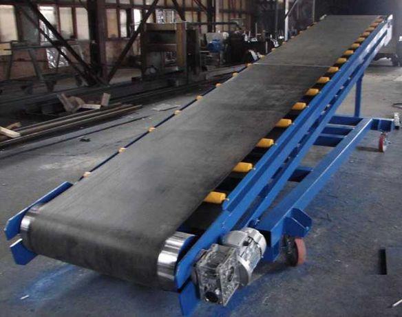 Ленточный конвейер транспортёр перегрузчик стрічковий .