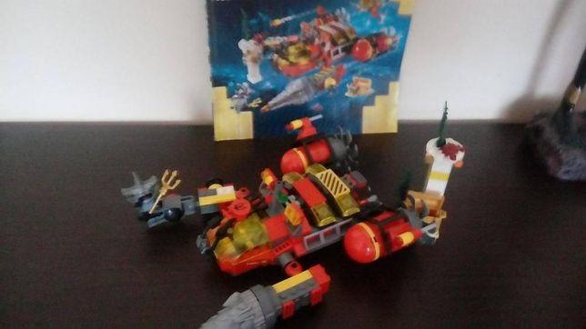 Klocki LEGO Atlantis 7984 Niszczyciel Głębinowy