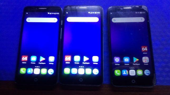 Фаблет Alcatel fierce XL (5054N) из США.GSM связь.Android 5.1.1,4 ядра