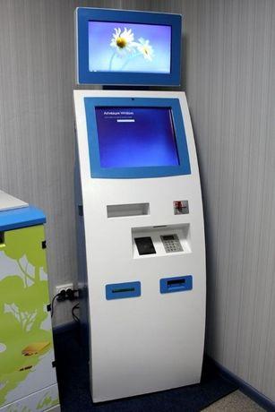 Продам платежный терминал самообслуживания кассир со сдачей