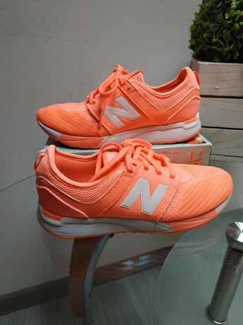 New Balance adidasy dziewczęce obuwie sportowe buty sneakersy 33-34