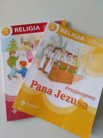 Podręcznik do Religii dla klas 2 oraz 3