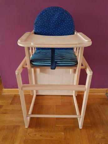 Krzesełko do karmienia 2 w 1 Roba.