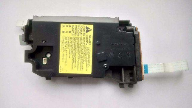Блок сканера (лазер) HP P2015/P2014/M2727 MFP, RM1-4262 / RM1-4154