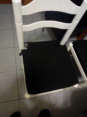 Cadeiras cozinha branc