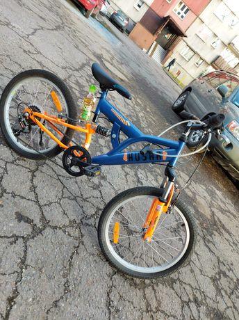 Rower chłopięcy HUSAR