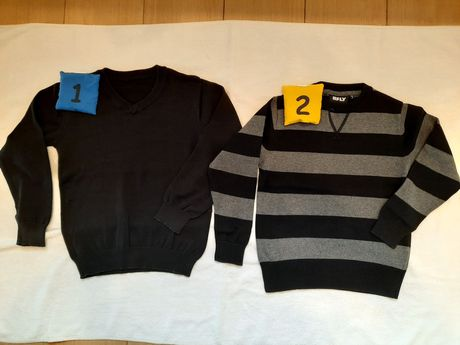 Sweterek bluzka bluza H&M Reserved 122/128