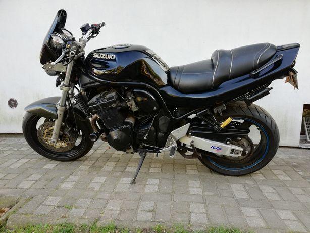 Suzuki bandit 1200 n gsf projekt cafe racer 1996 r.