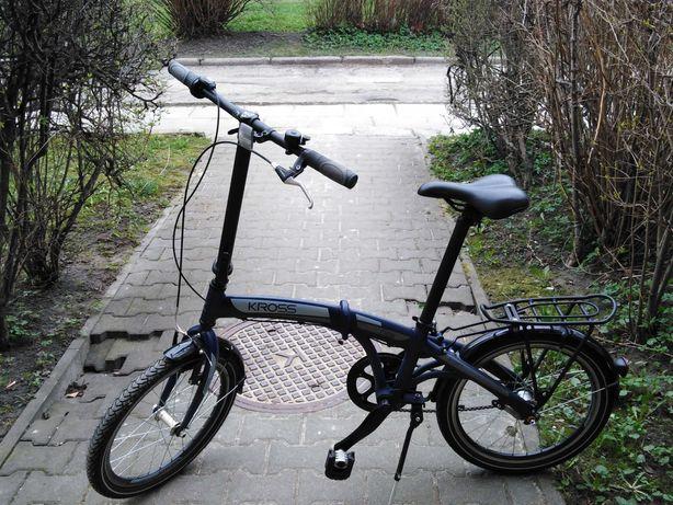 Rower składak  kross