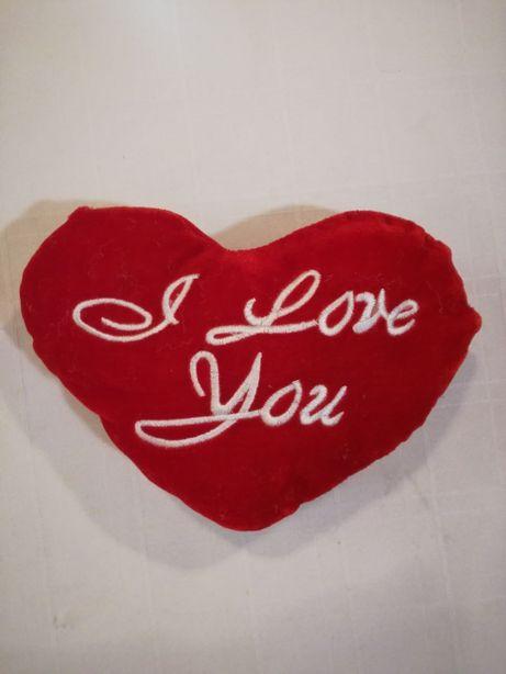 """Coração """"i Love you"""""""