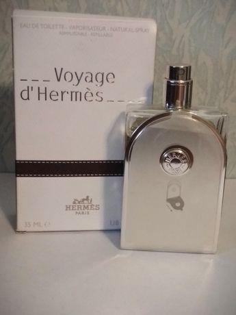 Продам туалетную воду Hermes Voyage d'Hermes