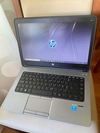 """HP Probook 640 14.1""""/i5-4Geracao/8Gb Ram/Ssd 250Gb/Bateria Nova"""