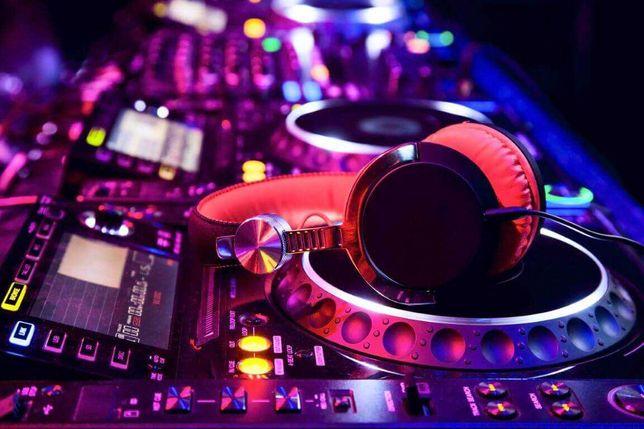 DJ na imprezę, oprawa muzyczna imprez