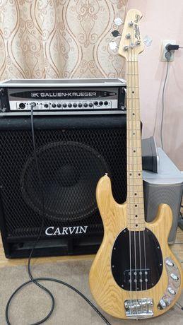 Продам фірмовий бас гітарний апарат   USA  з бас гітарою.