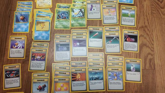 Cartas Pokémon Base Set