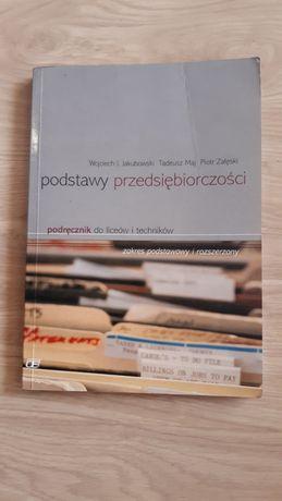 Podstawy przedsiębiorczości, podręcznik. Oficyna Edukacyjna.