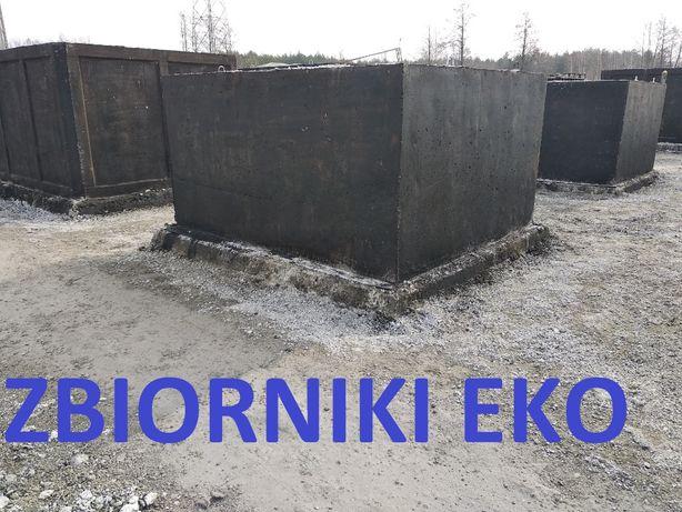 SZAMBO betonowe SZAMBA zbiornik 4m3 na wodę, gnojówkę, kanał betonowy