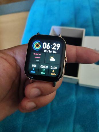 Smartwatch Bracelete branca