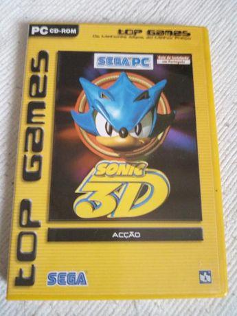 Jogo PC Sonic 3D