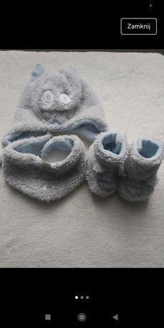 Kąplet zima niemowlęcy