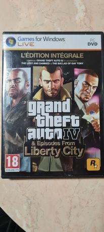 Grand Thefs Auto VI & Episodes From Liberty City Gra PC + DLC