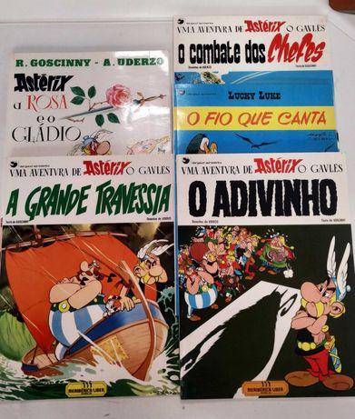 BD do Astérix e Obelix