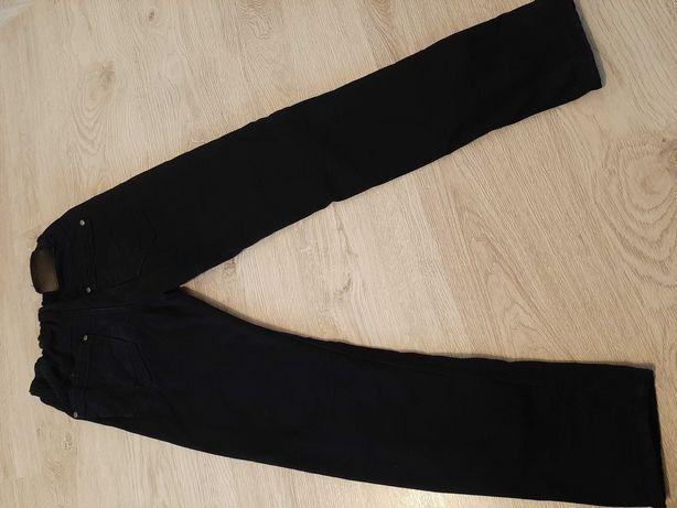 Spodnie z materiału