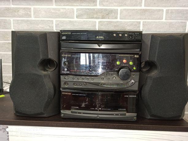 Kenwood UD-505W компактна Hi-Fi система