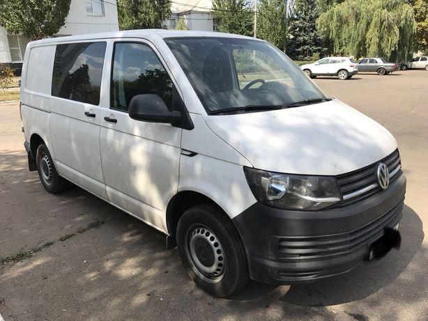 Продам VW Transporter 6 2016г