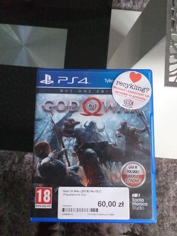 Gra God Of War PS4.