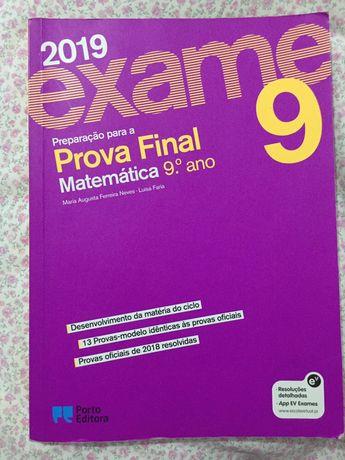 Preparação para a prova final matemática i 9 ano