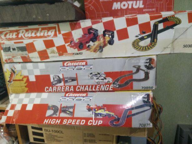 Гоночні треки carrera car racing 3шт. Оригінал!