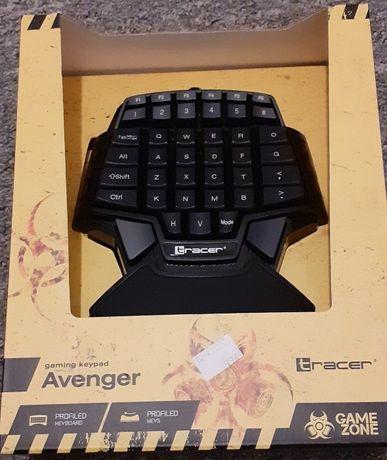 Keypad gaming Tracer