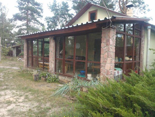 Дача в Днепровско-Тетеревском заповеднике