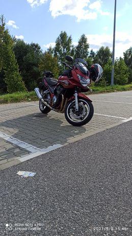 Suzuki bandit gsf 1200s 2007 r