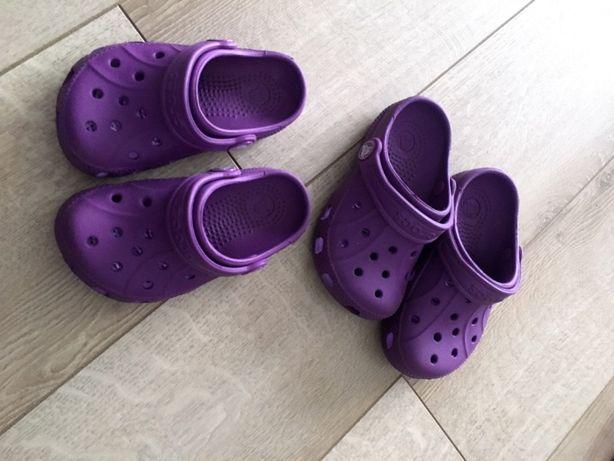 Buty dziewczece Crocs 25/26