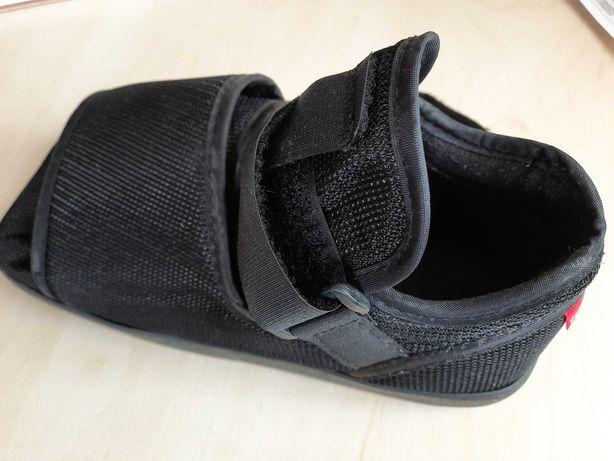 Ботинок на гипс-закрытый носок-24 см-идеальное состояние