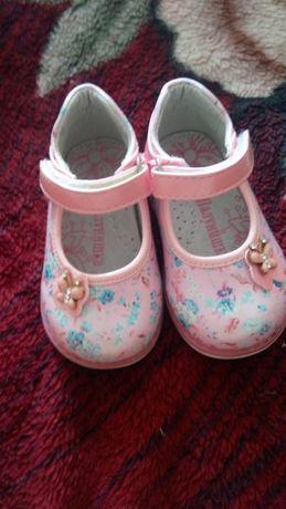 """Детские туфли босоніжки для девочки """"Шалунишка"""""""