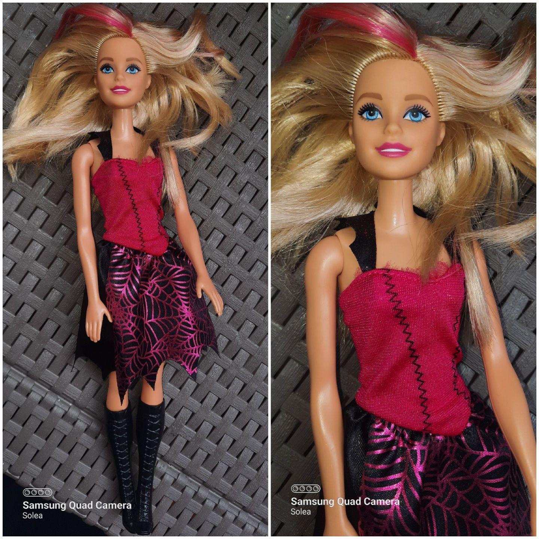 Barbie lalka Halloween