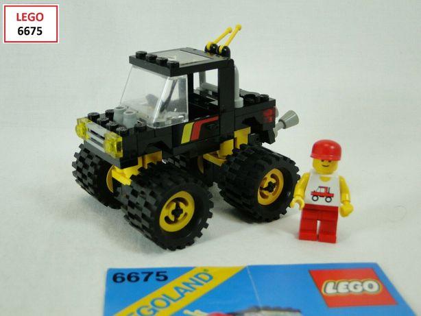 LEGO City Classic: 6675; 6678; 6639; 6686; 6681; 6672; 6680; 6658