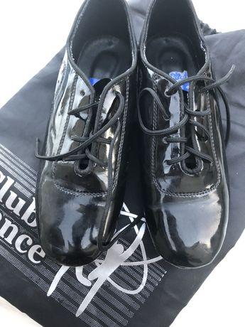 Туфли для бальных танцев лак