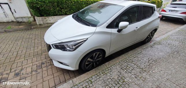 Nissan Micra 0.9 IG-T N-Connecta Lifestyle S/S