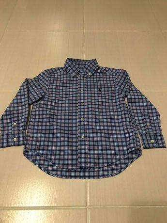 Детская рубашка Polo Ralph Lauren.Оригинал!
