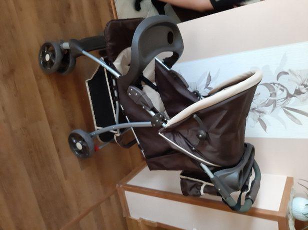 Wózek spacerowy-składany